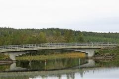 Genomfart under Skåkbron